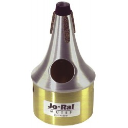 Jo-Ral 4B Trompet Bucket Messingbund-20